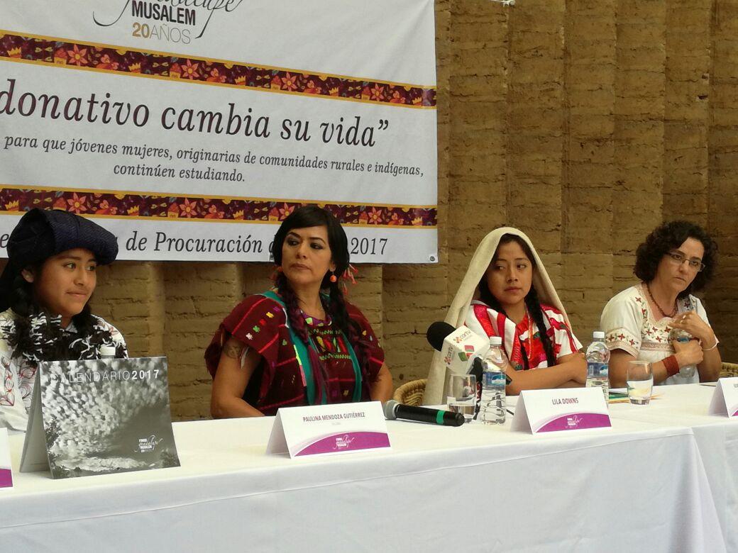 Anuncia el Fondo Guadalupe Musalem campaña para recabar fondos
