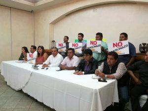 Anuncia Hugo Jarquín acciones en contra del gasolinazo.