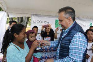 Fortalece Liconsa convenios con sociedad civil