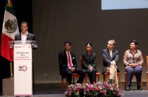 Llama Alejandro Murat a construir una sociedad más justa, equitativa y de igualdad