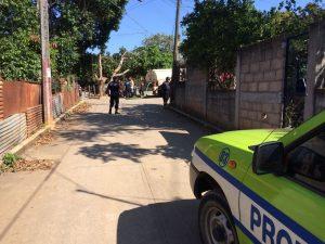 Desaloja Protección Civil preescolar en Petapa por fuerte olor a gasolina