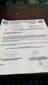 Sedesol y su permiso patito: Horacio Corro Espinosa