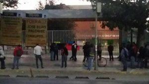 Continúa la huelga en la Máxima Casa de Estudios.