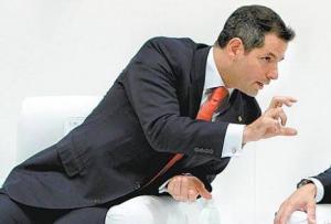 Gobernador, solo hay uno: Moisés MOLINA