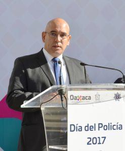 Trabaja SSPO en la homologación de las actuaciones policiales a  nivel estatal y municipal