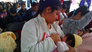 Prioridad para Liconsa la lactancia inicial materna