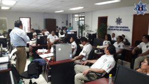 Brinda informe de actividades Dirección General de Asuntos Internos de la SSPO