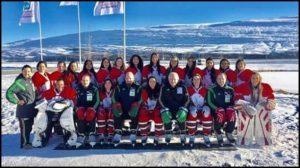 Selección femenil de México gana Mundial de Hockey Sobre Hielo