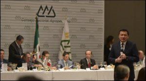 Reformas estructurales generan mejores alternativas de crecimiento, dice Osorio ante CNA