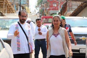 El líder del MNE, René Bejarano brindará ayuda a deudos y lesionados de accidente carretero