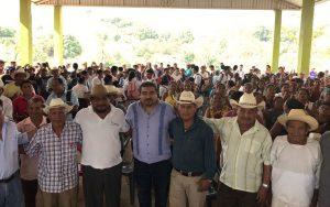 Con diálogo y voluntad logramos la paz  entre Tepetlapa y Tulixtlahuaca: Segego