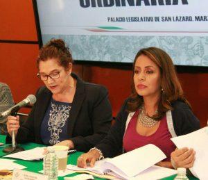Pide Mariana Benítez en Comisión Especial de Delitos Cometidos por Razones de Género, que este órgano sea coadyuvante en la protección de los derechos políticos de las Mujeres