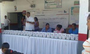 Más 75 familias beneficiadas con apertura de lechería en del porvenir