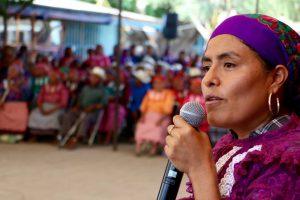 La educación es el camino contra la desigualdad y la pobreza: Eufrosina Cruz
