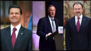 EPN se reúne con Meade y Videgaray ante posible salida de EU del TLCAN