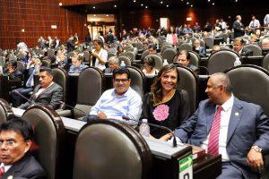 """""""La apertura del aeropuerto de Ixtepec permitirá el desarrollo en esta región"""": Yarith Tannos"""