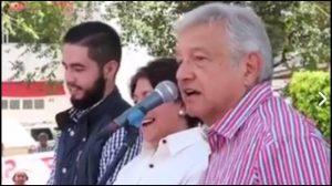 AMLO dispuesto a declarar por caso Eva Cadena; pedirá careo con Peña, Osorio, Yunes y Calderón