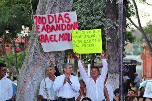 Defensores de un presidente chipilón: Horacio Corro Espinosa