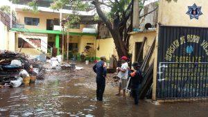Aplica SSPO Plan Estatal de auxilio a la población civil en el Istmo de Tehuantepec