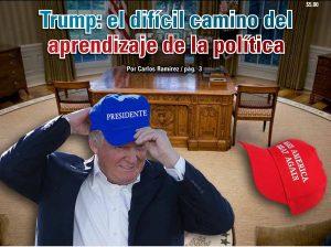 Trump: el difícil camino del aprendizaje de la política: Carlos Ramírez