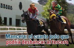 Mancera: el cuarto polo que podría desbancar al tercero: Carlos Ramírez