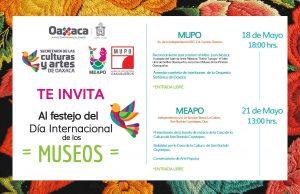La Seculta invita a celebrar el Día Internacional de los Museos
