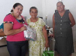 Liconsa y Asociación Civil Por ti y para ti, México distribuyen leche a 300 indígenas de Tabasco