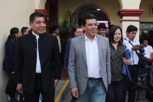 Reciben al Canciller de Bolivia como Visitante Distinguido de la UABJO