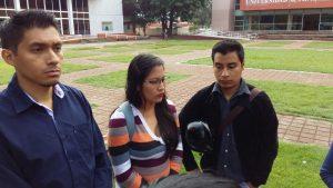 Rechazan universitarios de la UABJO posible aumento al pasaje
