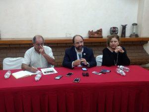 La democracia en México se ve amenazada: Icaza Longoria.
