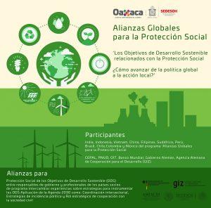 Oaxaca, sede de evento global de intercambio y aprendizaje en desarrollo sostenible