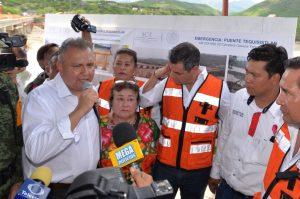 A 155 mil litros de agua potable y 20 mil de leche  ascenderá apoyo de Liconsa a damnificados de Oaxaca