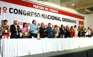 Acuerda PT alianza con Morena  y respaldar a AMLO para 2018
