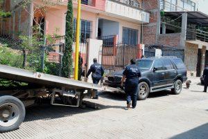 En lo que va del año, 173 vehículos abandonados han sido retirados de la vía pública