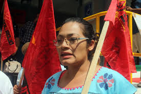 Sol Rojo se solidariza con estudiantes normalistas de Michoacán.