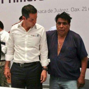 Pancho mugres y el gobernador: Horacio Corro Espinosa