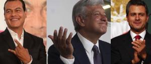 ¿Quienes ganaron? : Luis Octavio Murat