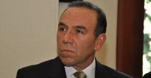 Logra Fiscalía General vinculación a proceso  de Germán Tenorio Vasconcelos