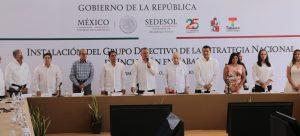 Liconsa aumentará padrón de personas beneficiarias y compra de leche a productores de Tabasco