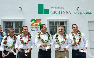 Misión cumplida de Liconsa en Michoacán: HP