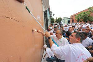 Liconsa presente en tequio convocado por Gobierno de Oaxaca