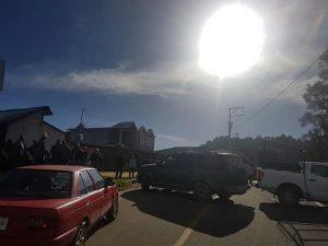 Pobladores de la Cieneguilla piden recursos del ramo 28 y 33