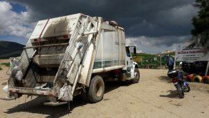 Se restablece servicio de recolección de basura en la capital oaxaqueña