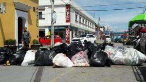 Exhorta Gobierno Municipal a no tirar basura en las calles