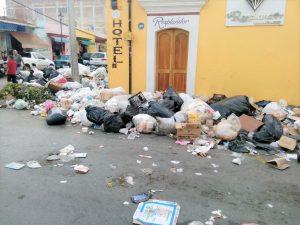 Perdimos una oportunidad con la basura: Horacio Corro Espinosa