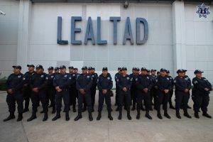 Promueve SSPO capacitación de más de 2 mil policías auxiliares