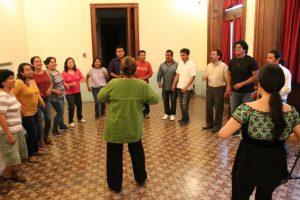 """Clausura Seculta curso musical """"Formación Coral en las Regiones"""""""