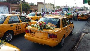 Día del taxista oaxaqueño: Horacio Corro Espinosa