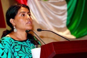 Se debe construir un nuevo estado de derecho que cambie para siempre el rostro de Oaxaca: Eufrosina Cruz