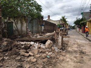 Aumenta a 1,432 viviendas reportadas con daños en Huajuapan